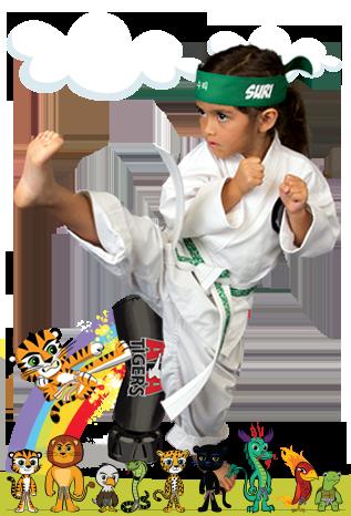 ATA Martial Arts Zachary Martial Arts & Leadership Academy - ATA Tigers