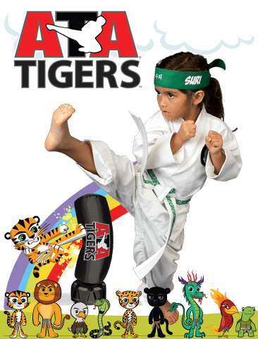 ATA Martial Arts Zachary Martial Arts & Leadership Academy - ATA Tigers